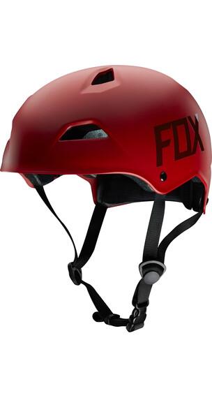 Fox Flight Hjälm Herr röd